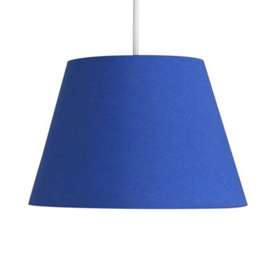 Eimer 8 inch Tapered Drum Shade Blue 140mm x 200mm