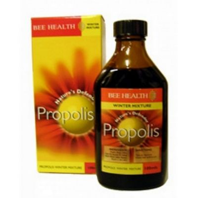Bee Health Propolis Winter Mixture 100ml Liquid