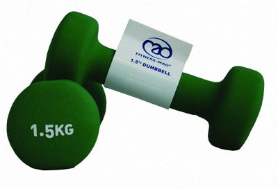 Fitness Mad Neo Dumbbell Pair 2 x 1.5Kg