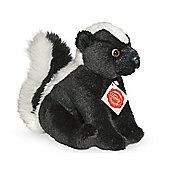 Teddy Hermann Sitting Skunk Plush Soft Toy