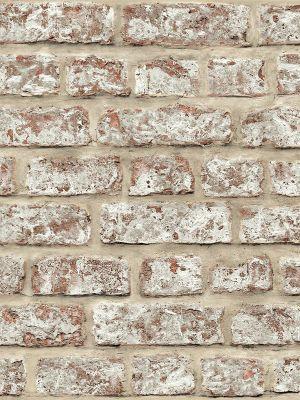 Rustic Brick Wallpaper Natural Arthouse 889604