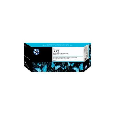 HP 772 Matt Designjet Ink Cartridge - Black