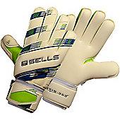 Sells Axis 360 Pro Terrain Junior Goalkeeper Gloves - White