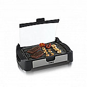 Tower T14009 Reversible Health Grill Oven - Black