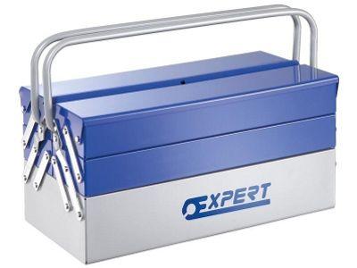 Britool E194738B 450mm 5-Tray Metal Tool Box