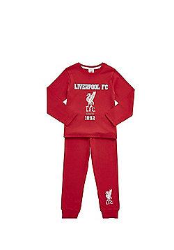Liverpool FC Varsity Pyjamas - Red