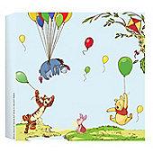 Disney Winnie The Pooh Printed Canvas Wall Art