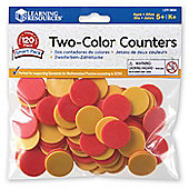 Learning Resources 120 Two Colour Counters