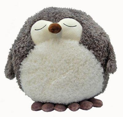 Cozy Time Giant Owl Handwarmer