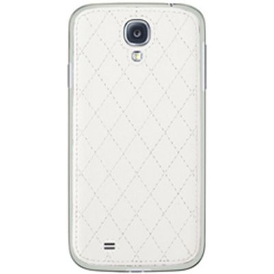 Krusell Avenyn UnderCover Clip-On Case for Samsung Galaxy S4 - White
