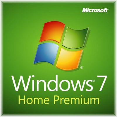 Microsoft Windows 7 Home Premium 32-bit (Service Pack 1)