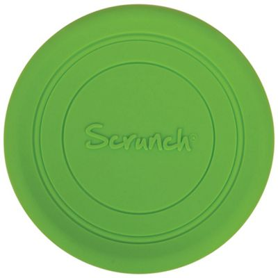 Scrunch Frisbee (Green) - Outdoor and Beach Toys