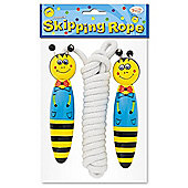 Toyrific Wooden Skipping Rope Bumblebee