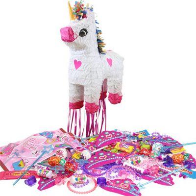 Unicorn Pull Pinata Kit