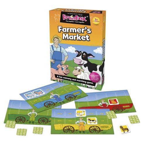 BrainBox Farmer's Market Memory Game
