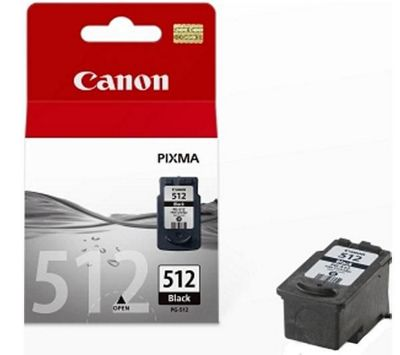 Canon PG-512 High Capacity Ink Cartridge For PIXMA iP1900 - Black