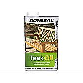 Ronseal Garden Furniture Teak Oil Can 1 Litre