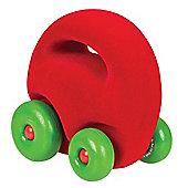 Rubbabu The Mascot Car Grab'em (Red)