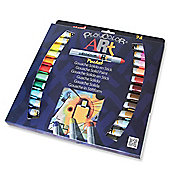 Playcolor Art Pocket - Gouache Solid Paint (24 Pack)