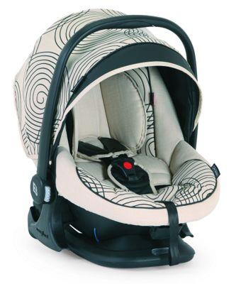 Bebecar Easymaxi EL SPP Infant Car Seat, Group 0+, Vanilla Swirl