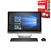 "HP ProOne 440 G3 23.8"" All-in-One PC Intel Core i5-7500T 8GB 1TB+128GB SSD with Internet Security - 1KP42EA#ABU"
