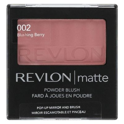Revlon Matte Blush with Mirror Blushing Berry