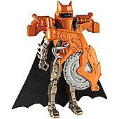 Batman The Dark Knight Rises Quicktek Deluxe Saw Strike Batman Figure