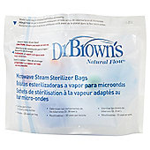 Dr Brown's Natural Flow Microwave Steriliser Bags