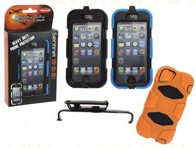 Summit Sentinel Survival Series iPhone 5 Case Blue