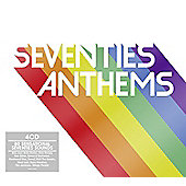 Various Artists - Seventies Anthems (4Cd)