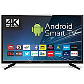 Cello 40 inch Smart 4K Ultra HD LED TV with Freeview HD
