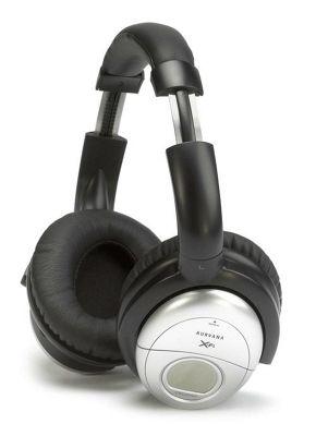 Creative Technology Aurvana XFi Noise Cancelling Headphones Black/Silver