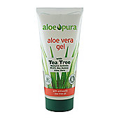 Aloe Vera Gel & Tea Tree (200ml Gel)