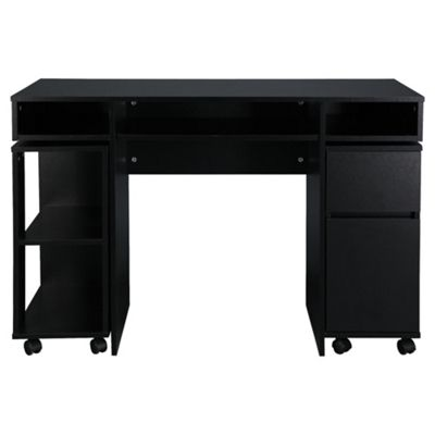 Studio Desk, Black