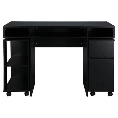 Studio Desk, Black
