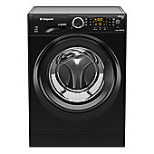 Hotpoint Ultima S-Line Washing Machine, RPD 9467 JKK UK, 9KG load, with 1400 rpm - Black