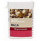 Rio Amazon Maca 100g Powder