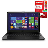 """HP 250 G4 T6N53EA#ABU 15.6"""" Laptop With BullGuard Internet Security"""