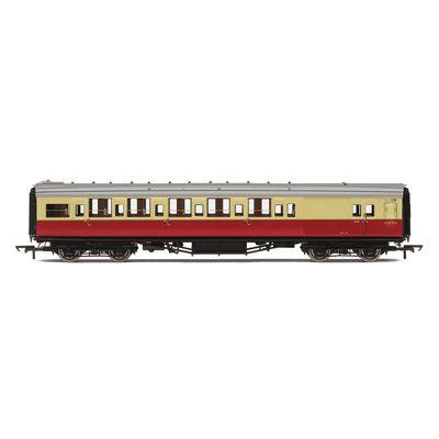 HORNBY Coach R4796 BR Maunsell Brake Third Class 'S3777S', Crimson & Cream