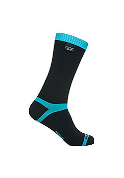 Dexshell Waterproof Coolvent Socks - Aqua Blue (X-Large UK 12-14) - Multi