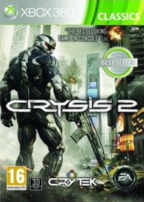 Crysis 2 - Classics - Xbox-360