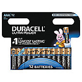 Duracell Ultra AAA 12 pack
