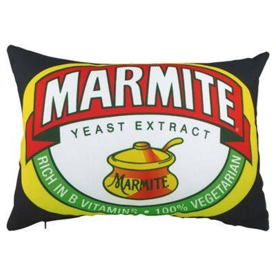 Novelty Marmite Cushion
