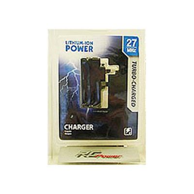 Carrera Rc 820005 8.4V 800Ma Uk Charger - Radio Control Car 27Mhz