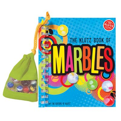 Klutz Book Of Marbles