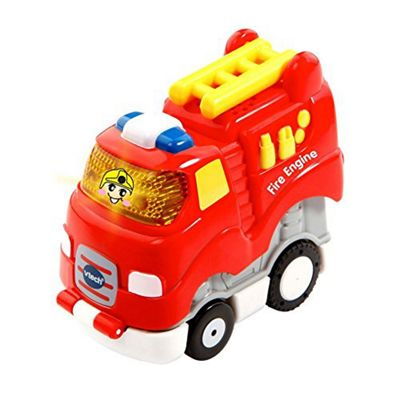 Vtech Toot-Toot Drivers Press 'n' Go Fire Engine