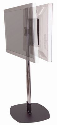 Premier Mounts Back to Back TV Stand 40 inch Poles