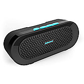 Jabees Beatbox Bi Bluetooth Wireless Speaker - Blue