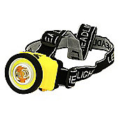Rolson LED & COB Head Lamp