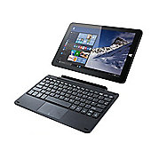 """Linx 1010B 10.1"""" Tablet with Keyboard & Ms Office Quad Core 2GB 32GB Windows 10"""